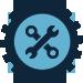 columa water service icon